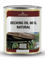 Датское масло Decking Oil 60% IL Natural