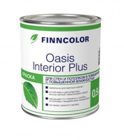 Finncolor Oasis Interior Plus / Финнколор Интериор Плюс краска для стен и потолков