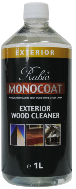 Exterior Wood Cleaner - очиститель для дерева